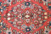 3and0397 X 11and03910 Gorgeous Semi Antique Nomad Oriental Handmade Wool Rug Runner 4 X 12