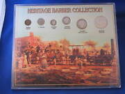 Heritage Barber Collection United States Silver B2849