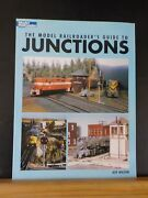 Model Railroader's Guide To Junctions By Jeff Wilson 2006 Soft Cover 88 Pages
