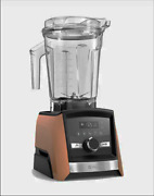 Vitamix A3500 Ascent Series Copper Stainless 64oz Programmable Touch Blender