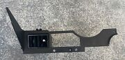 Dodge Challenger 1970 Ribbed Non Rallye Dash A/c Heater Control Switch Bezel