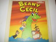 Beany And Cecil, Volume 1, Videodisc. In Good Condition.