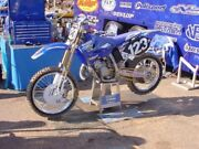 Yamaha Of Troy Works Kyb Factory Forks Team Metcalfe Yz Yz125 Yz250 125 250 Yot