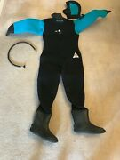 Sea Tux Scuba Dry Suit Quality Made In Canada. Size Small