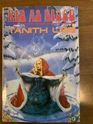 Red As Blood By Tanith Lee 1983 Daw Hc Tales From The Sisters Grimmer