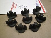 Ford Dodge Chevrolet Tail Light Mount Hardware Nuts Nut Set Lot Of 8 Pieces Oem