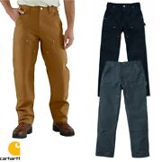 Trousers Duck Dark Front Logger/pant/trousers / 3 Various Colours