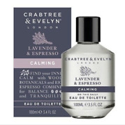 Crabtree And Evelyn Lavender And Espresso Calming 3.4 Oz Edt