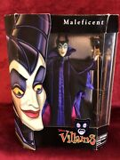 Maleficent Doll Disney Villain Collectible Theme Park Exclusive Limited Edition