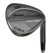 New Cleveland Cbx Full Face Wedge - Choose Club, Shaft And Dexterity
