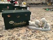 2004 Department 56 Snowbabies Mandm's One For You And One For Me 56.69450