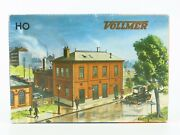 Ho 1/87 Scale Vollmer 5610 Old Fashioned Factory Plastic Building Kit