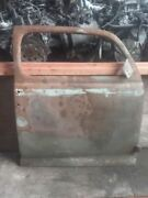 1946 Ford Coupe Right Passenger Door Shell Some Damage See Images