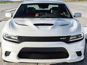 15-20 Dodge Charger Hellcat New Functional Hood And Scoop Bezels Mopar Oem Factory