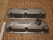1979-1995 Ford Mustang 5.0l Ford Racing Valve Covers 302 Efi Gt40 Cobra Gt Lx
