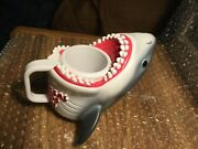 """Jaws - Universal Studios Japan- Cup - Used - Jaws 5""""x 6"""" Shelve Wear"""