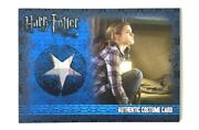 Harry Potter Deathly Hallows Part 1 Hermione Granger Costume Card Hp C4 158/280