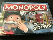 Monopoly For Sore Losers Limited Edition Collectors Edition