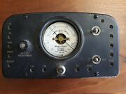 Us Army Signal Corps Western Electric Volts Ohms Meter D-166852 Multimeter