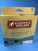 Scientific Angler Sonar Hover Fly Fishing Line Wf-7-f/i 90ft Green Sinking New
