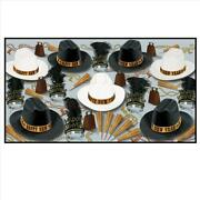 Western Nights New Years Eve Party Kit For 50