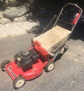 Vintage Toro 2 Cycle Professional Push Mower - Model 20581 . Local Pickup Only