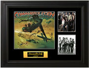 Commander Cody And His Lost Planet Airmen Band Signed Lp