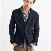 Abercrombie And Fitch 1892 Collections Blazer Size M---65.00