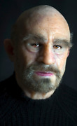 Silicone Mask Marcus Halloween Masks Old Man Realistic, Halloween Hand Made