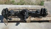 Rear Axle Assembly Differential 96 97 98 Mazda Mpv 2wd Without Abs