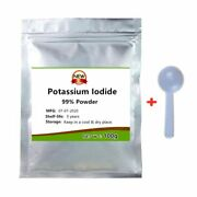 Thyroid Support Supplement With 99 Pure Potassium Iodide Powder,ki,food And