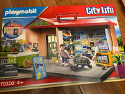 Playmobil Take Along Grocery Store New City Life