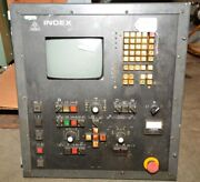 Index Control Panel And Display Monitor Inv.42359