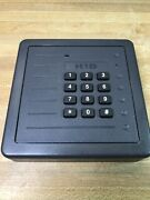 Hid Access Control System Unit Accessory W/keypad Black 5355agk09 Tested Working