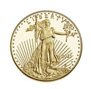2021-w American Eagle One Ounce 1oz Gold Proof Coin 21eb