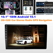 10.1 1din Android 10.1 Wifi 2g+32g Car Stereo Radio Gps Mp5 Player With Canbus