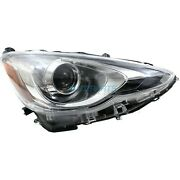 New Right Head Lamp Assembly Fits 2015-2017 Toyota Prius C To2503236