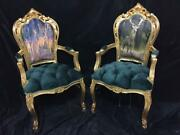 French Louis Xvi Diner Chairs- Made To Order