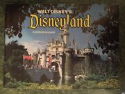 1978 Disney Land Tour Book 40 Year Old Walt Disney Park Awesome Pics Reduced