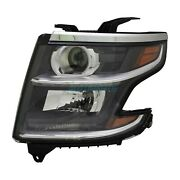 New Left Hid Headlight Assembly Fits 2015-2020 Chevrolet Suburban Gm2502406