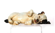 Royal Doulton Terrier Puppy 194 Dog Figurine Scarce