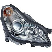 New Right Head Light Assembly Fits 2007-2011 Mercedes-benz Cls550 Mb2503147