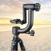 Carbon Fiber Panoramic Gimbal Tripod Head For Dslr Cameras Telephoto Lens With