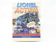 Tm Books And Video Dvd Railroad Lionel Action - 4 Dvd Box Set