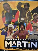 Hard To Find 1990s Martin Lawrence Tv Show Martin And The Black Pack Trivia Game
