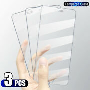 Screen Protector Tempered Glass For Iphone 5 6 7 8 Plus X Xs Max Xr 11 13 Pro 12