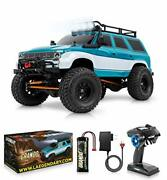 110 Scale Large Rc Rock Crawler 4wd Off Road Rc Cars Remote Control Car 4x4