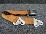 S-1746 M/n Cc-36 Cessna A185f American Safety Seat Belt Assembly