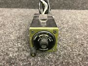 130356-5/ 130356-14 Cessna Citation 500 Airsearch Controller Outflow Valve