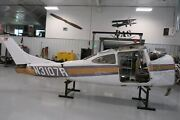 Cessna 182l Fuselage Assy W/ Airwothiness Bill Of Sale Data Tag And Log Books